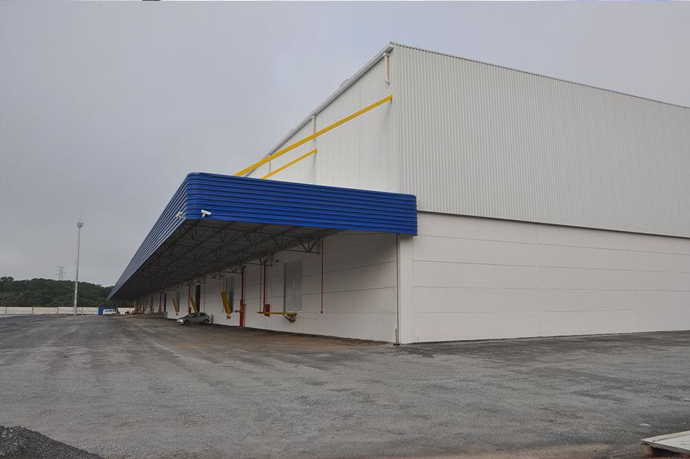 CLIF – Centro Logístico Integrado Fastcargo – Itapoá/SC