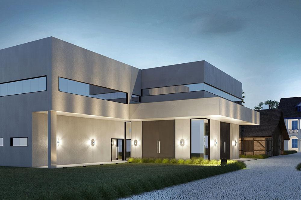 Projeto de Arquitetura e Engenharia do Anexo